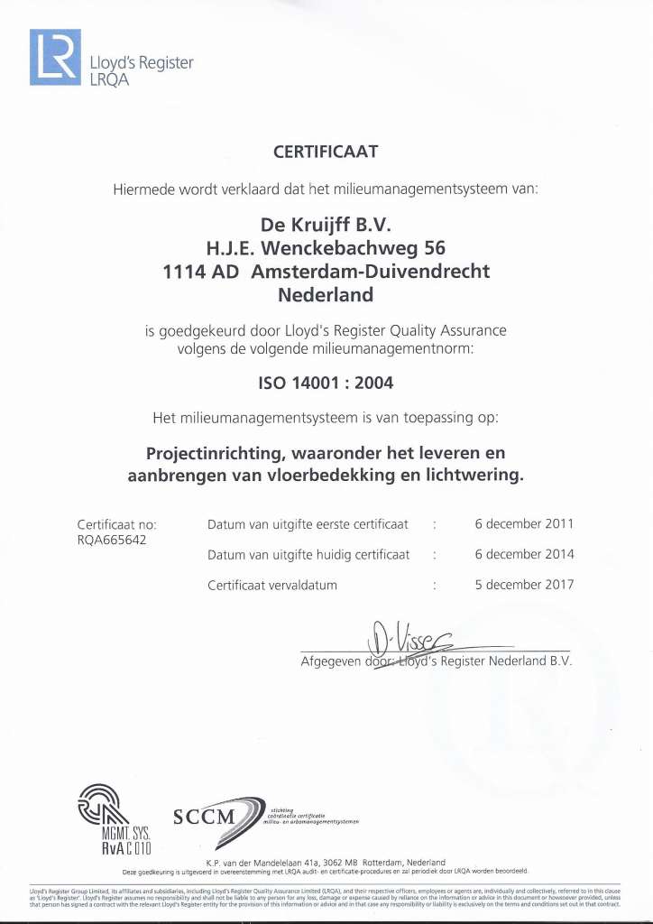 ISO 140001 2004-2